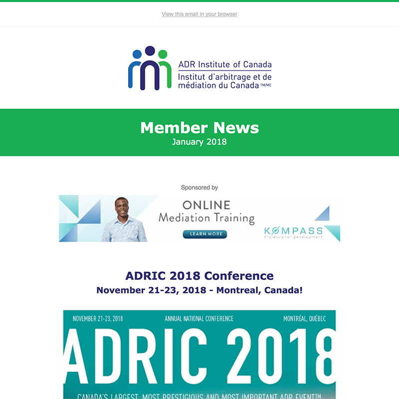 H2-Advertising - ADRIC Member News - Regular